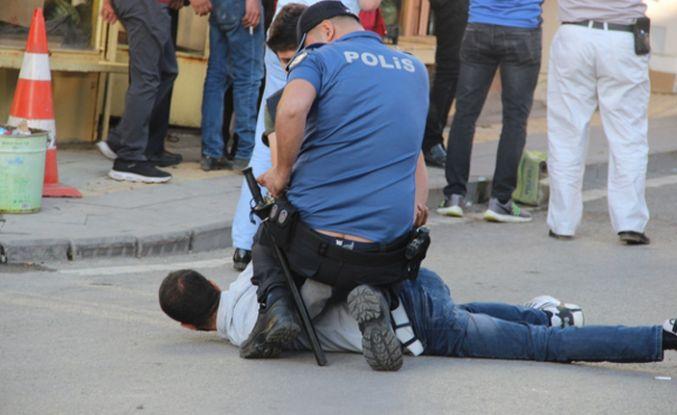 Erzurum'da taciz iddiası... Mahalle ayağa kalktı