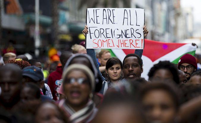 Güney Afrika'da sular durulmuyor