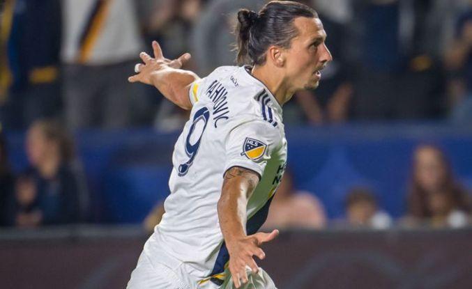 Ibrahimovic'ten gol şov!