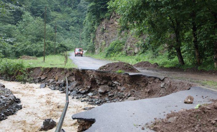 Meteorolojiden Trabzon'a sarı alarm