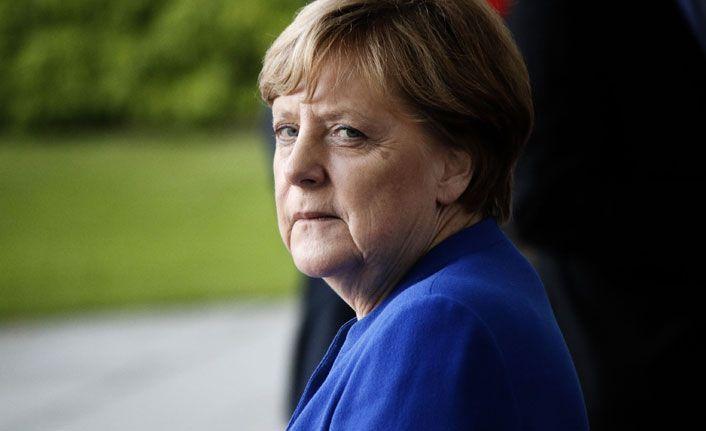 Merkel, Kürt devleti kurulmasına karşı