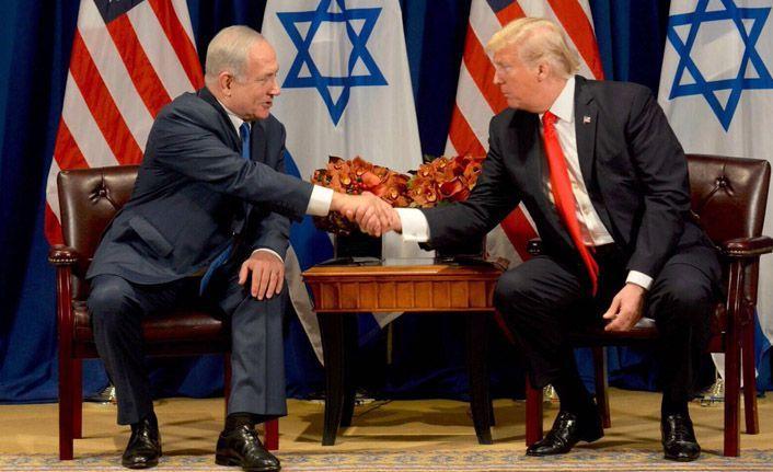 Netanyahu, ABD'ye destek istedi