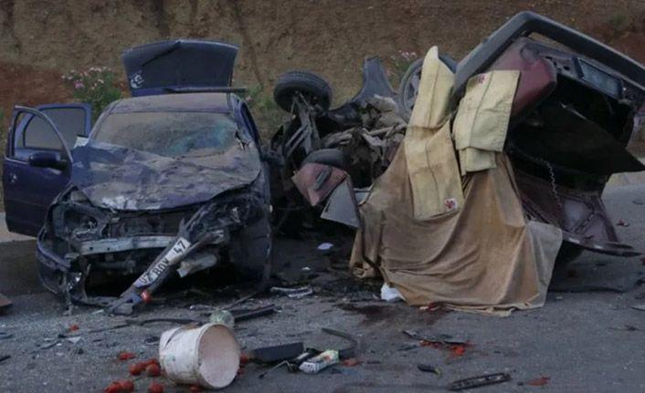 Fethiye'de korkunç kaza