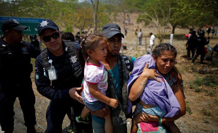 Trump milyonlarca göçmen kovacak