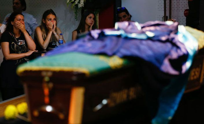 Mezuniyete bir gün kala korkunç ölüm