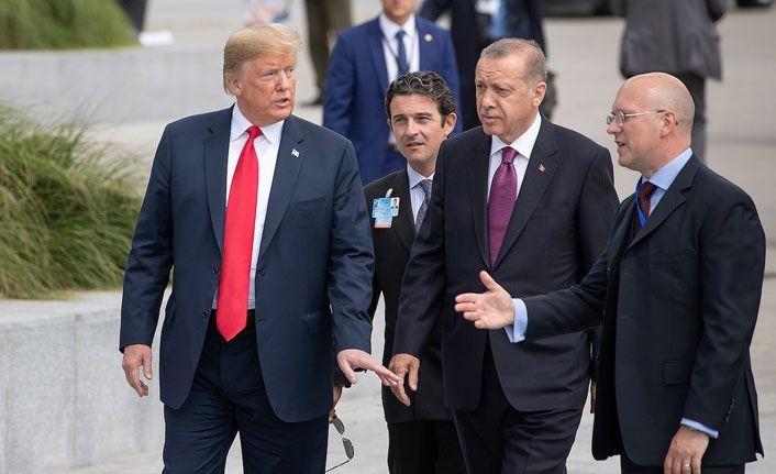 Erdoğan ve Trump G-20'de buluşacak