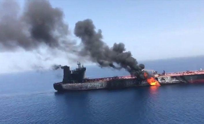 """""""Tanker saldırılarından ABD sorumlu"""""""
