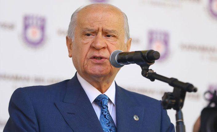 Bahçeli'den HDP'ye tepki: Soysuzluktur!