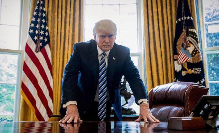 """Trump karşı çıktı: """"Hayır biz düşürdük"""""""