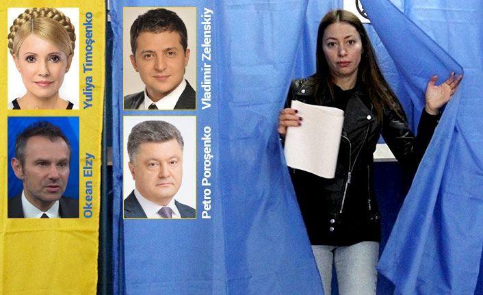 Ukrayna halkı seçimini yapacak