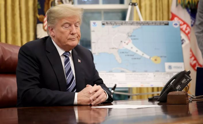 Orta Doğu'da kararsız bir Trump