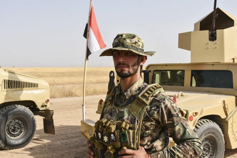 ırak askeri