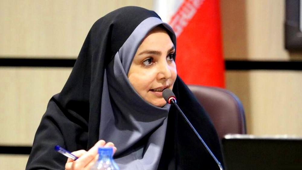 İran Sağlık Bakanlığı Sözcüsü Sima Sadat Lari