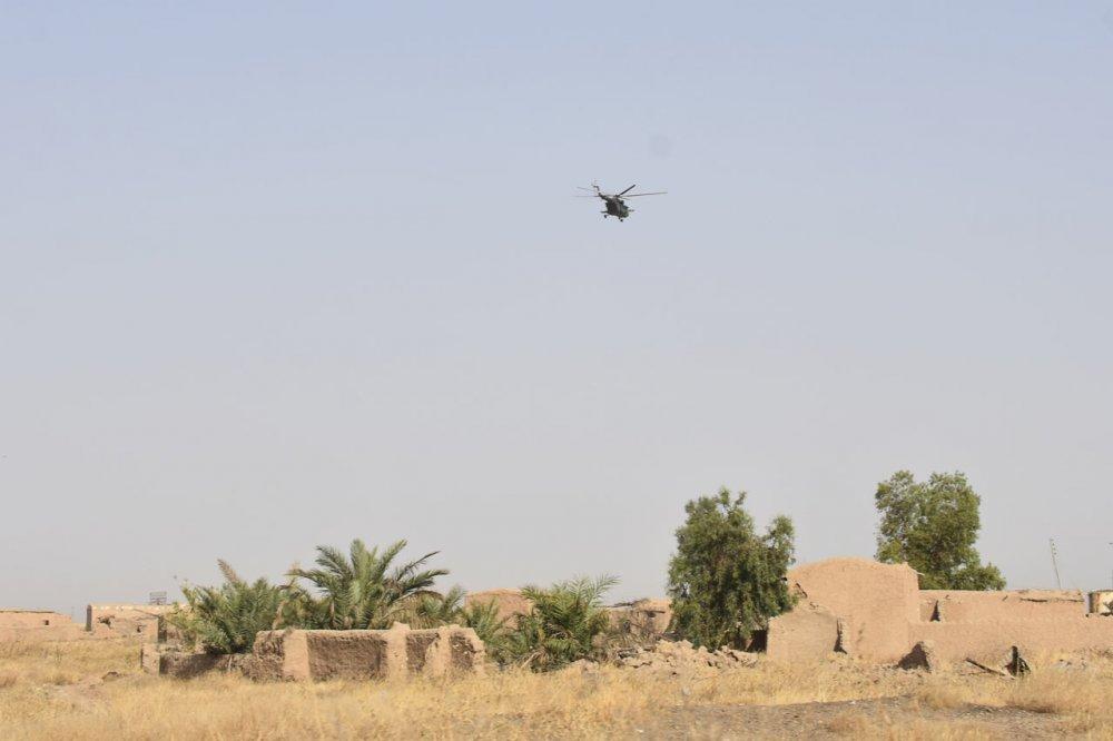 Irak Ordusu hava operasyonu