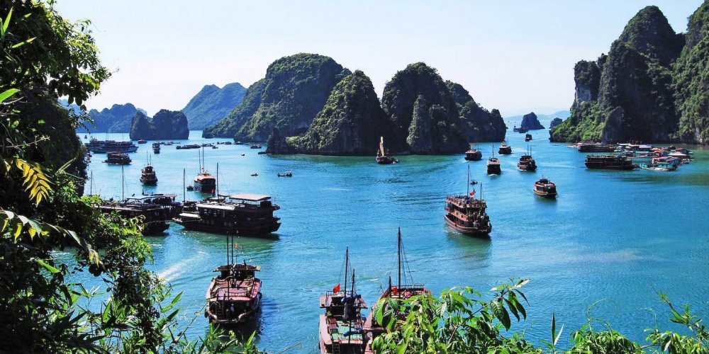 Ha Long Koyu, Vietnam