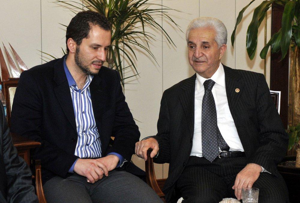 Eski Refah Partisi Genel Başkanı Ahmet Tekdal Fatih Erbakan
