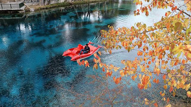 Gökpınar Gölü, doğal sit alanı olarak kabul edildi!