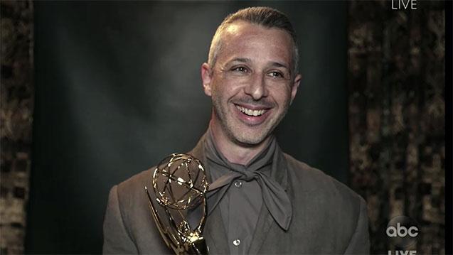 2020 Emmy Jeremy Strong