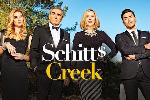 2020 Emmy Schitt's Creek