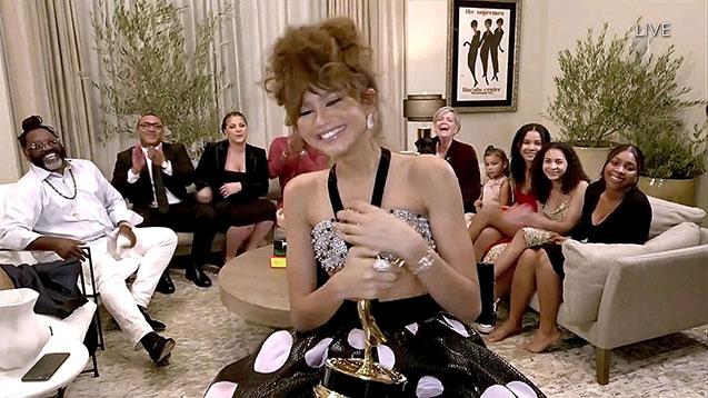 2020 Emmy Zendaya