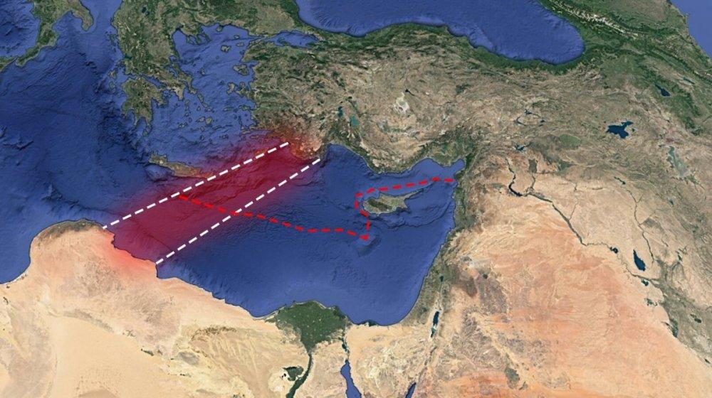 Girit ve 12 Ada'nın Türkiye'ye iadesi için dava açılıyor!