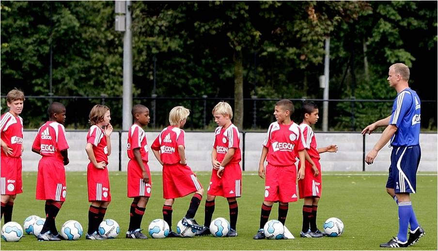 İşte Ajax'ın futbolcu fabrikası!