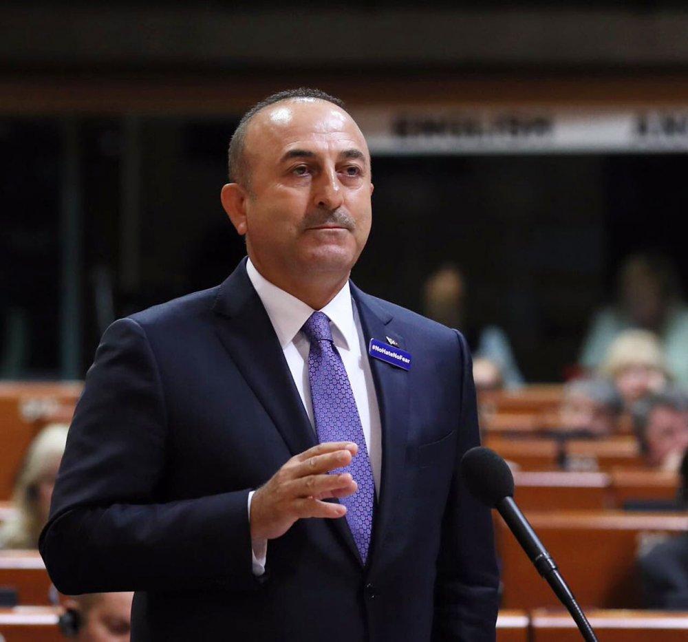 mevlüt çavuşoğlu AP