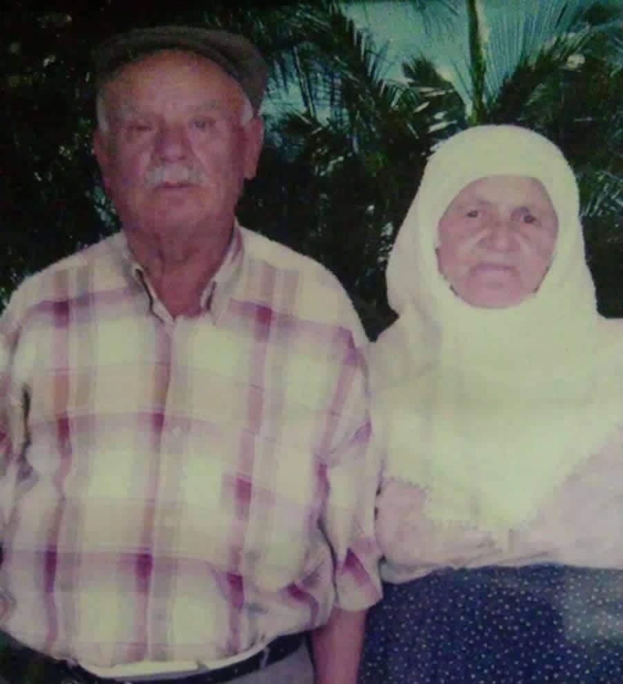 denizli yaşlı çift Ahmet Demirel Fatmana Demirel