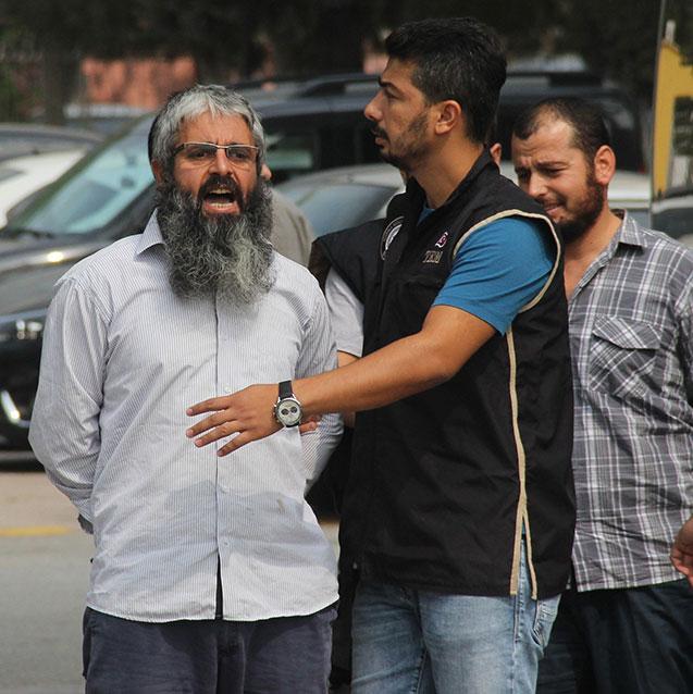 Mahmut Özden DEAŞ sözde Türkiye emiri