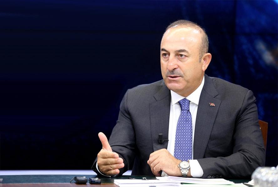 mevlüt çavuşoğlu tv program