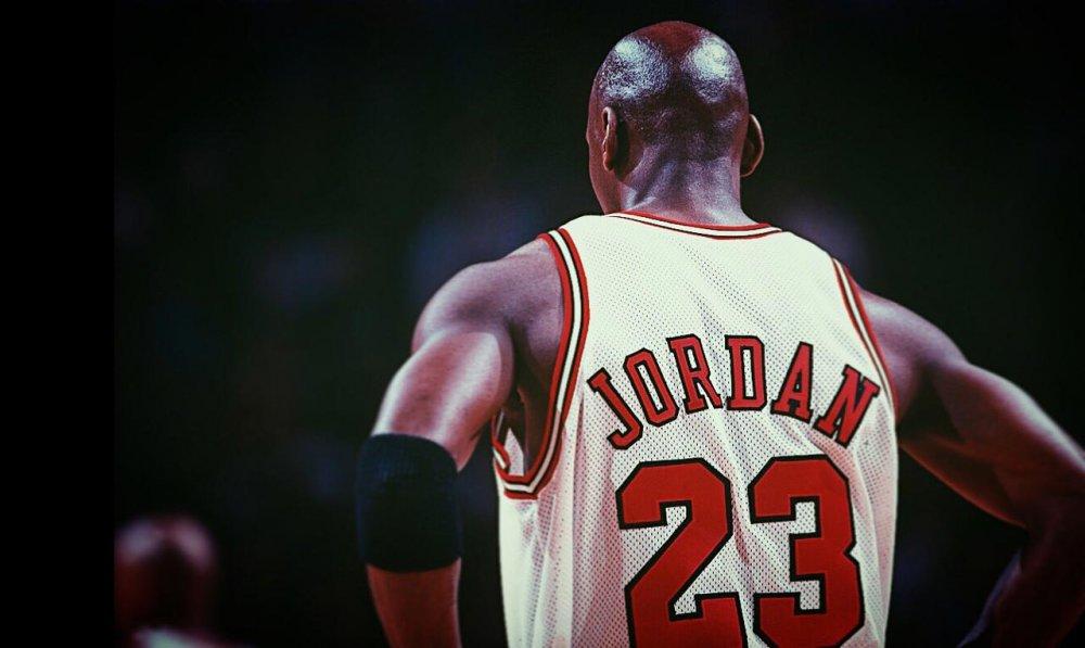 basketbolcu Michael Jordan