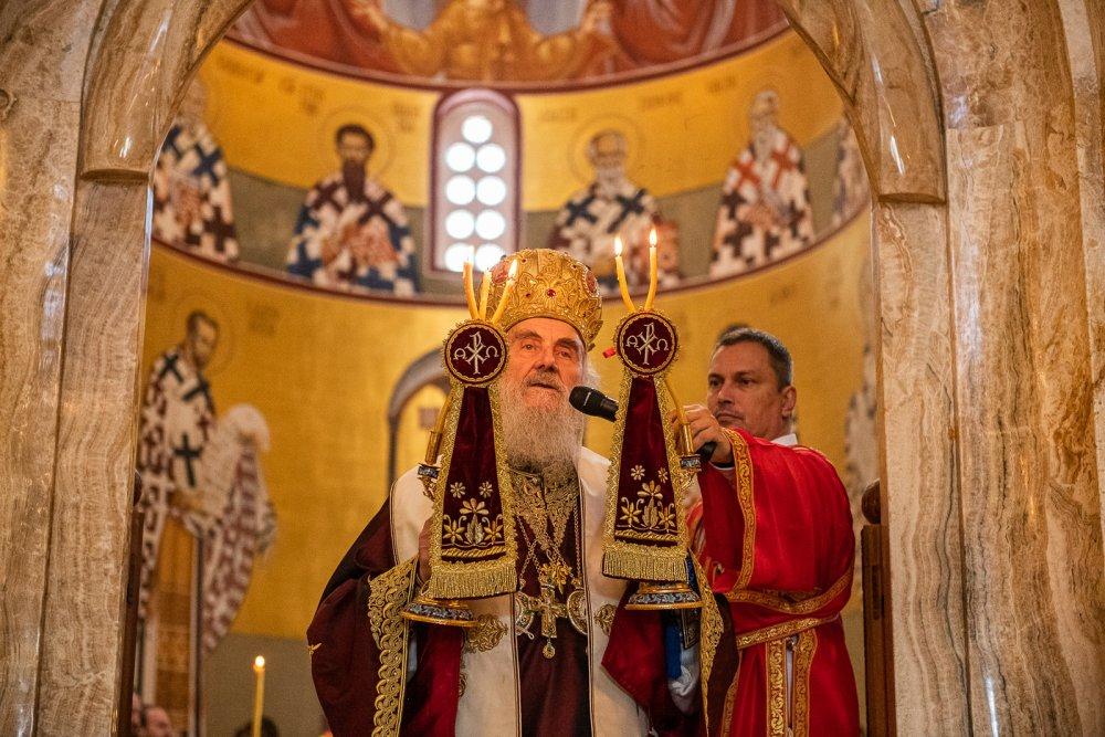 Sırp Ortodoks Kilisesi Patriği irinej