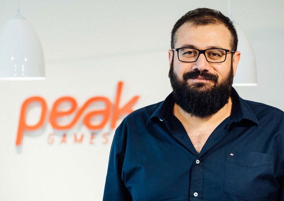 Peak Games CEO Sidar Şahin