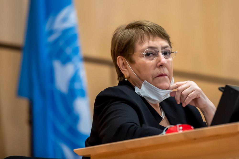 Michelle Bachelet BM oturum