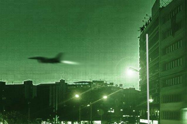 15 Temmuz alçak uçuş sonik patlama