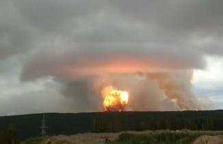 Rusya'da nükleer panik!